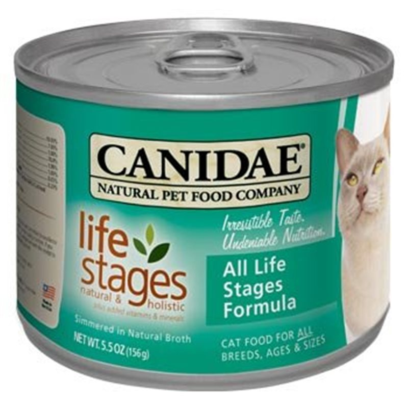 Canidae Life Stages Cat Food Reviews