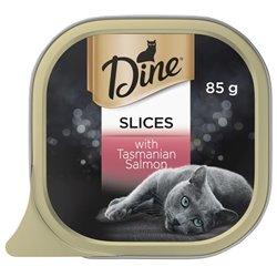 Dine Tasmanian Salmon Slices 85gx14