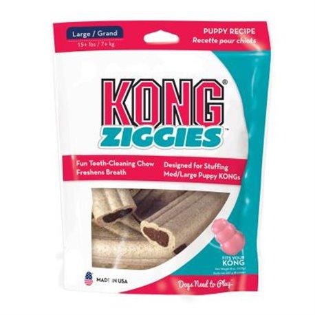 KONG Stuff N Puppy Ziggies Large 6 Pack