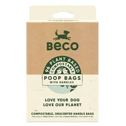 Beco Bags Compostable with Handles