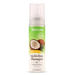 Tropiclean Waterless Shampoo Hypo-Allergenic 220mL
