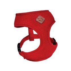 Kazoo Classic Soft Walking Harness - Red