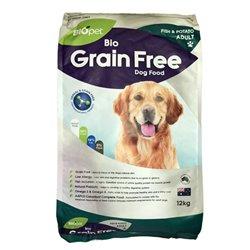 BiOpet Bio Grain Free Fish & Potato Adult Dog Food