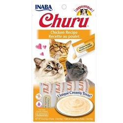Inaba Churu Puree Chicken Recipe Cat Treat 56g
