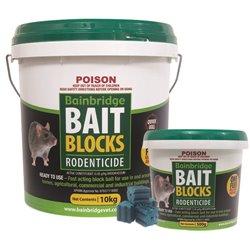 Bainbridge Rodent (Brodifacoum) Bait Blocks