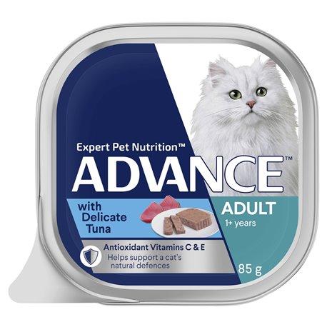 Advance Cat with Delicate Tuna 85g