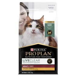 Pro Plan LiveClear Adult Chicken