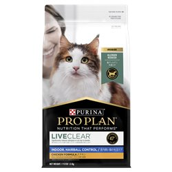 Pro Plan LiveClear Adult Indoor