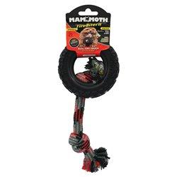 MAMMOTH TireBiterII Paw Track Tire W/Rope 9 x19cm
