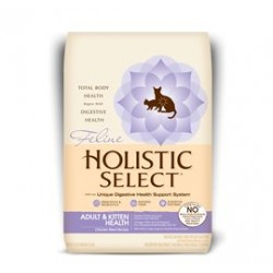 Holistic Select Adult & Kitten Health Chicken Dry Food