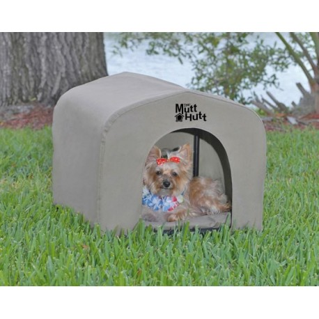 THE MUTTHUTT DOG HOUSE Small (54x48x48cm)