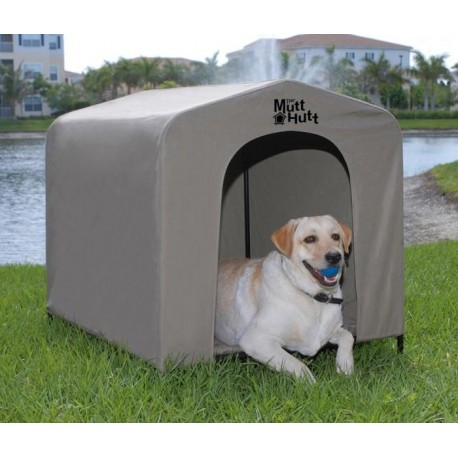 THE MUTTHUTT DOG HOUSE Extra Large (102x84x93cm)