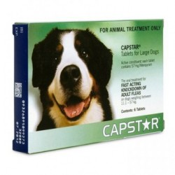 Capstar 57MG Large Dog Green