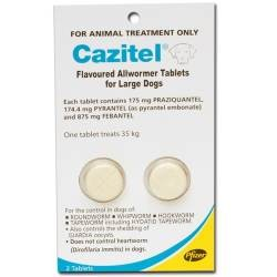 Cazitel All Wormer Large Dog 35kg