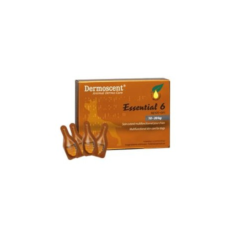 Dermoscent Essential 0-10kg 6 spot-on for Dogs