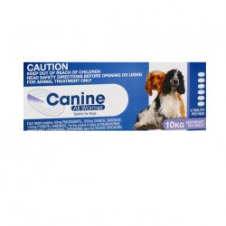 Value Plus All Wormer Canine Dog 10kg