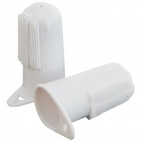 Veterinary Pet Fingerbrush 2 pack