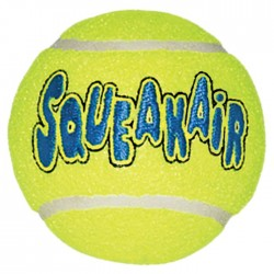 KONG AirDog Squeeker Ball Medium Single