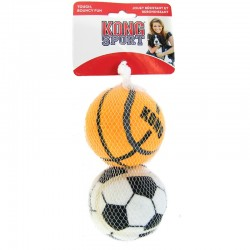 KONG Sport Balls Assorted Large 2 Pack