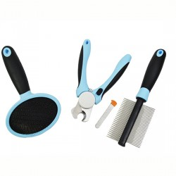 Dog Grooming Kit 4 Piece