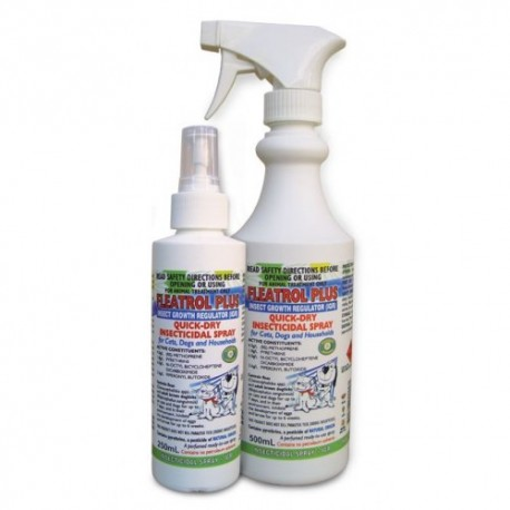 Fidos Fleatrol Plus Spray