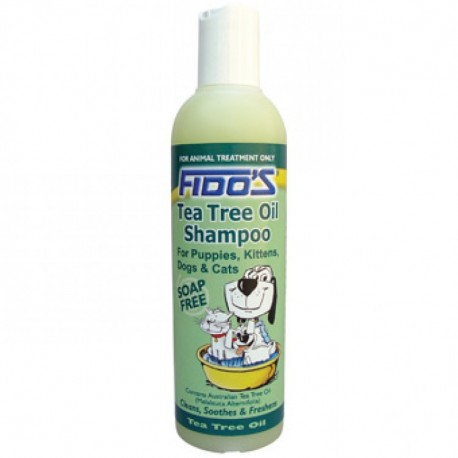 Fido's Tea Tree Shampoo