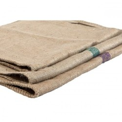 Hessian Dog Mat / Replacement Dog Bed Mat