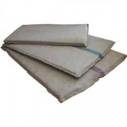 Hessian Dog Mat with Foam Inner