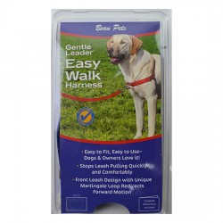 Gentle Leader Easy Walk Harness (Black)