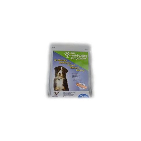 Anti-Barking Citronella Spray Collar ABS