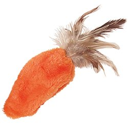 KONG CAT DR NOYS FEATHER TOP CARROT NH4