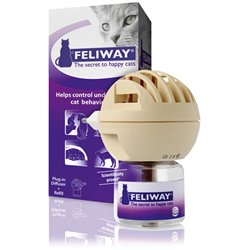 Feliway Diffuser & Refill Set For Cats