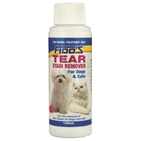 Fido Tear Stain Remover 125ml