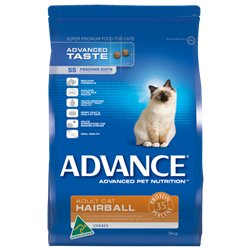 Advance Cat Hairball