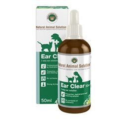NAS Ear Clear 50ml