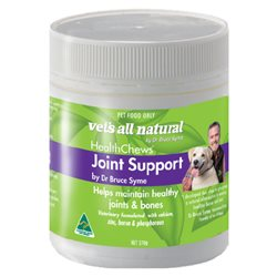 Vet's All Natural Health Chews Joint Support 270g