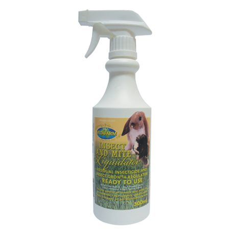 Vetafarm Insect and Mite Spray