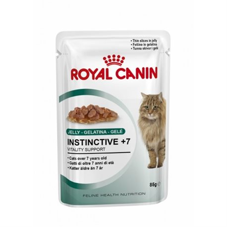 Royal Canin Instinctive +7 in Jelly