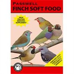 Passwell Finch Soft Food