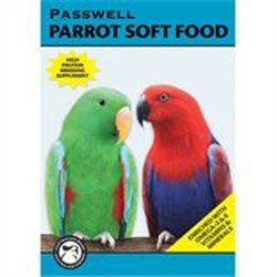 Passwell Parrot Soft Food