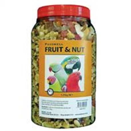 Passwell Fruit & Nut