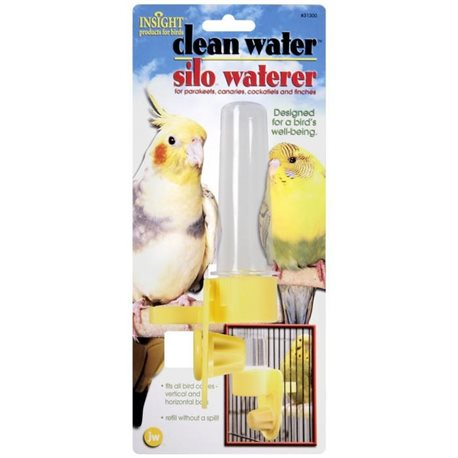 Insight Clean Water Silo Waterer