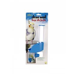 Insight Clean Seed Silo Bird Feeder Large