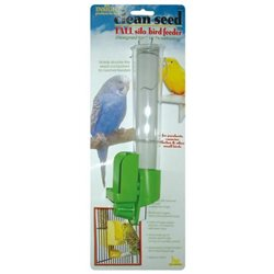 Insight Bird Clean Seed Tall Silo Feeder