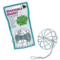 Vegetable Basket For Guinea Pigs, Rabbits & Small Animals 7.5cm