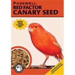 Passwell Red Factor Canary Seed 1.5kg