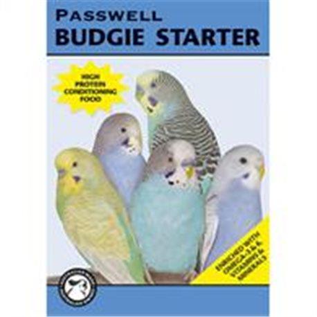 Passwell Budgie Starter