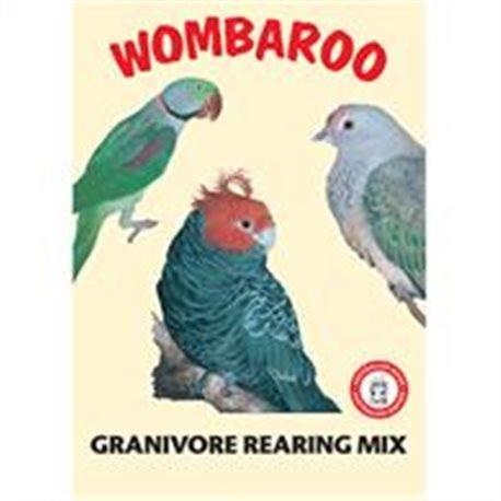 Wombaroo Granivore Rearing Mix