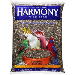 Harmony Wild Bird Sunflower Seed Mix