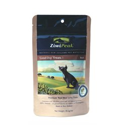 ZiwiPeak Good-Dog Beef Treats 85g